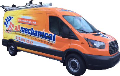 Want the best technician? All Mechanical Service is your go to for all Ductless Air Conditioner repair in Dallas  PA.
